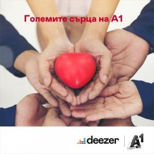 Стотици големи сърца в А1 помагаха заедно и през 2020 година А1 Блог