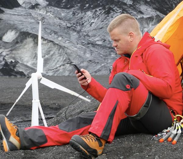зареждане Най-невероятните възобновяеми инсталации за зареждане на джобни устройства А1 Блог