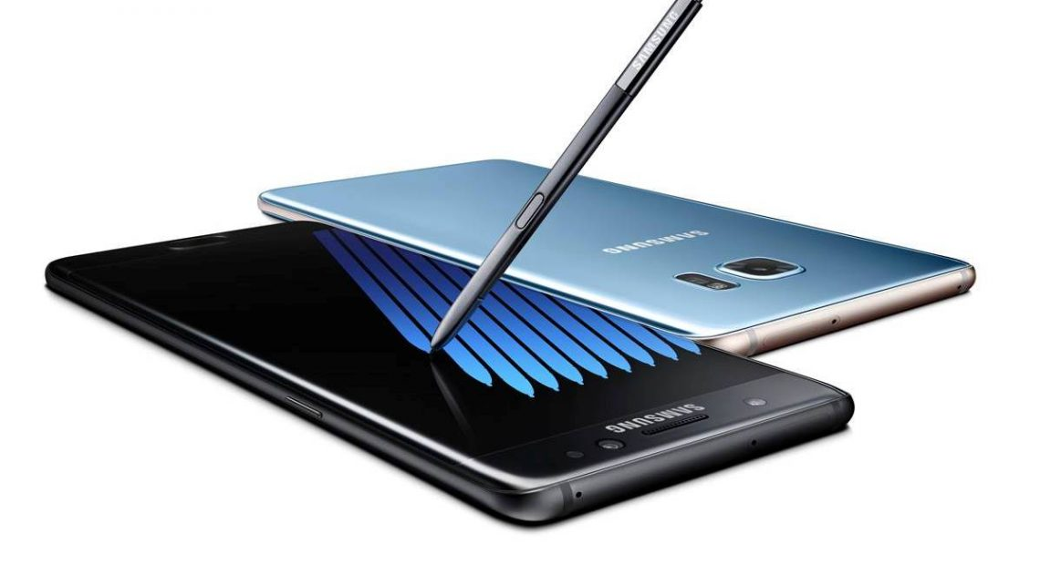 Galaxy Note 7 Samsung представи своя нов фаблет Galaxy Note 7 А1 Блог
