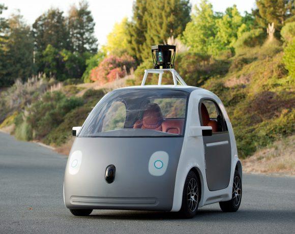Новият голям бизнес на Google: безпилотните коли