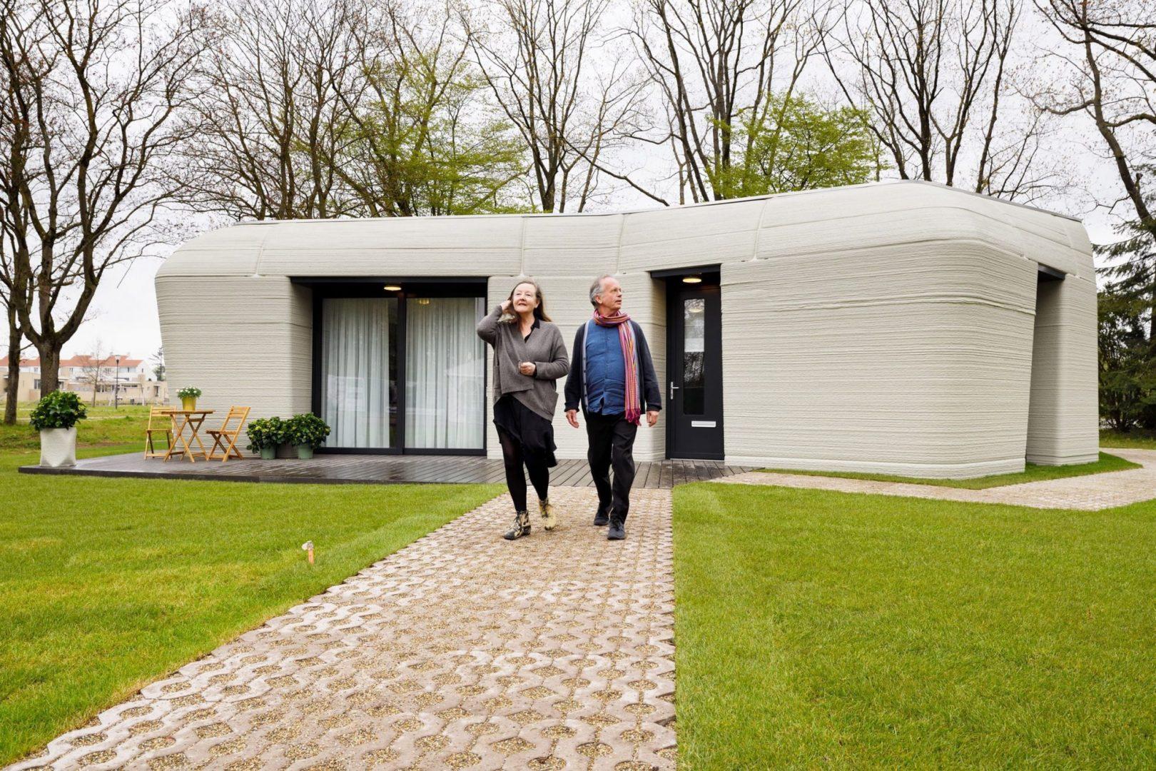 3D печат на къщи Готови ли сте да отпечатате бъдещия си дом-мечта? А1 Блог