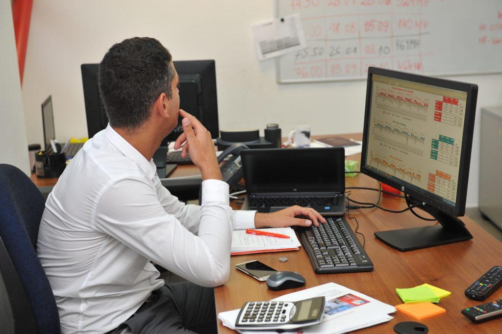 Теодор Раднев, младши продуктов мениджър А1 Блог