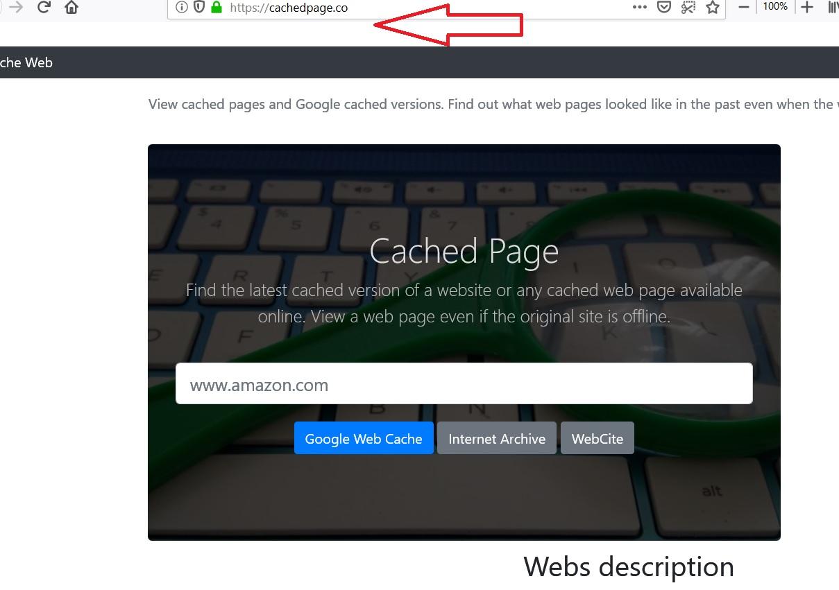 кеширана версия на уебсайт Как да визуализирате кеширана версия на уебсайт А1 Блог