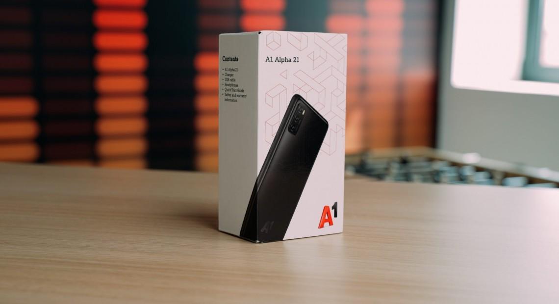A1 Alpha 21 A1 Alpha 21: Бюджетен смартфон с цели 3 години гаранция А1 Блог