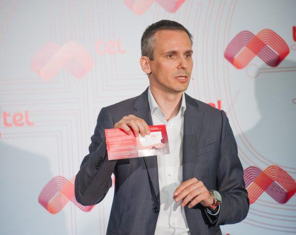Деян Кастелиц дава старт на 4G мрежата