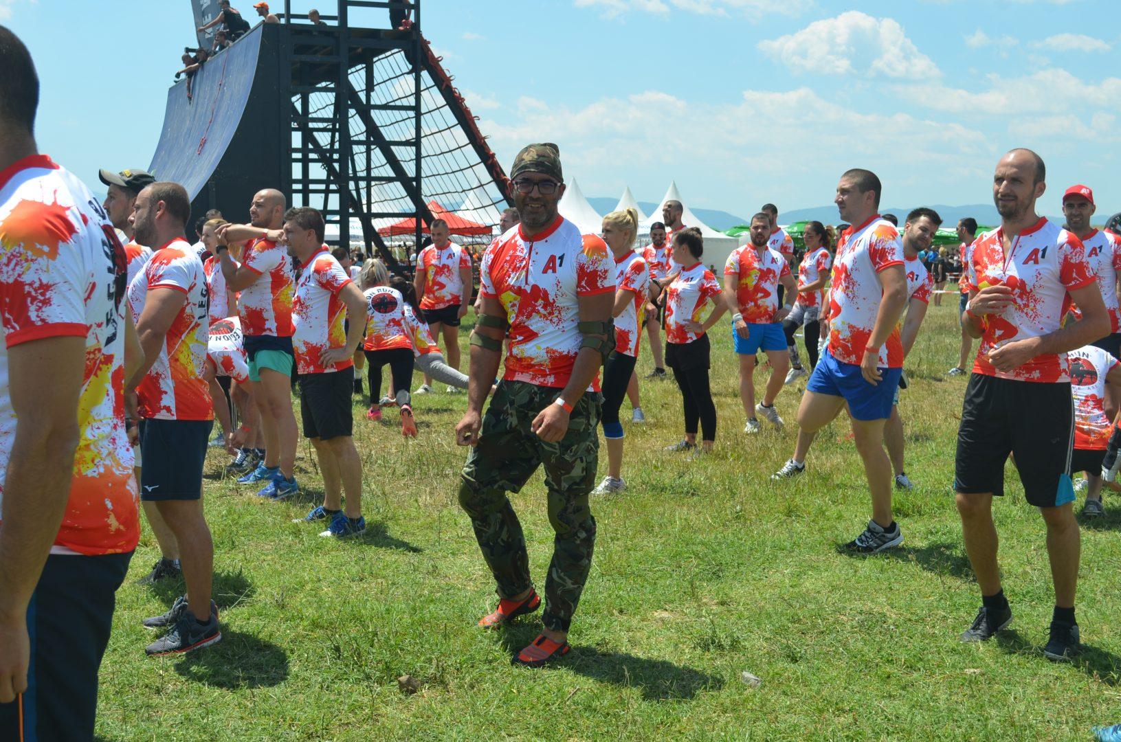 legion run ЗА1 преминаваме успешно през всички предизвикателства А1 Блог