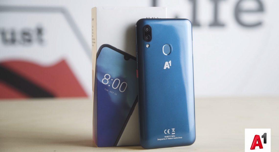A1 Alpha Видеоревю: A1 Alpha – новият алфа на достъпните смартфони А1 Блог