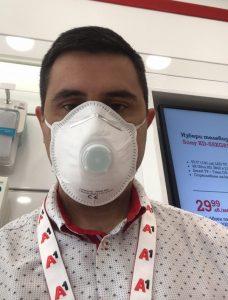 пандемия Истории от една пандемия: Андрей Марчев, супермен от Бургас А1 Блог