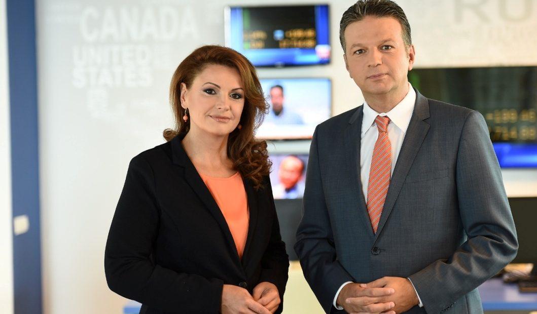 Ани Салич и Ники Дойнов