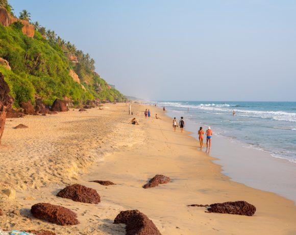 Как да направим ефектни снимки със смартфон на плажа