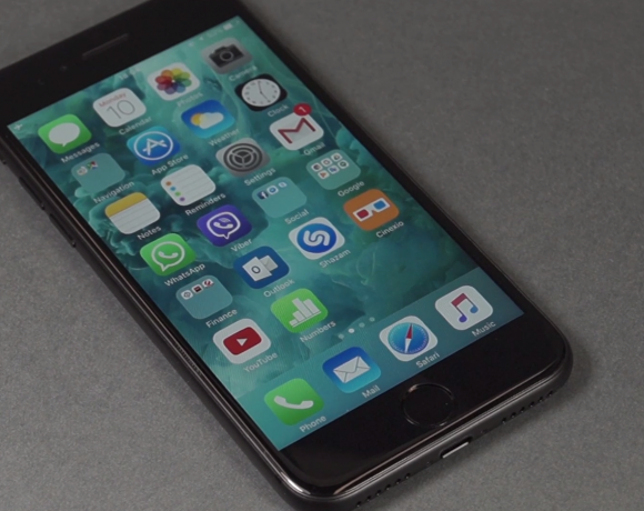 iOS 10 видео ревю
