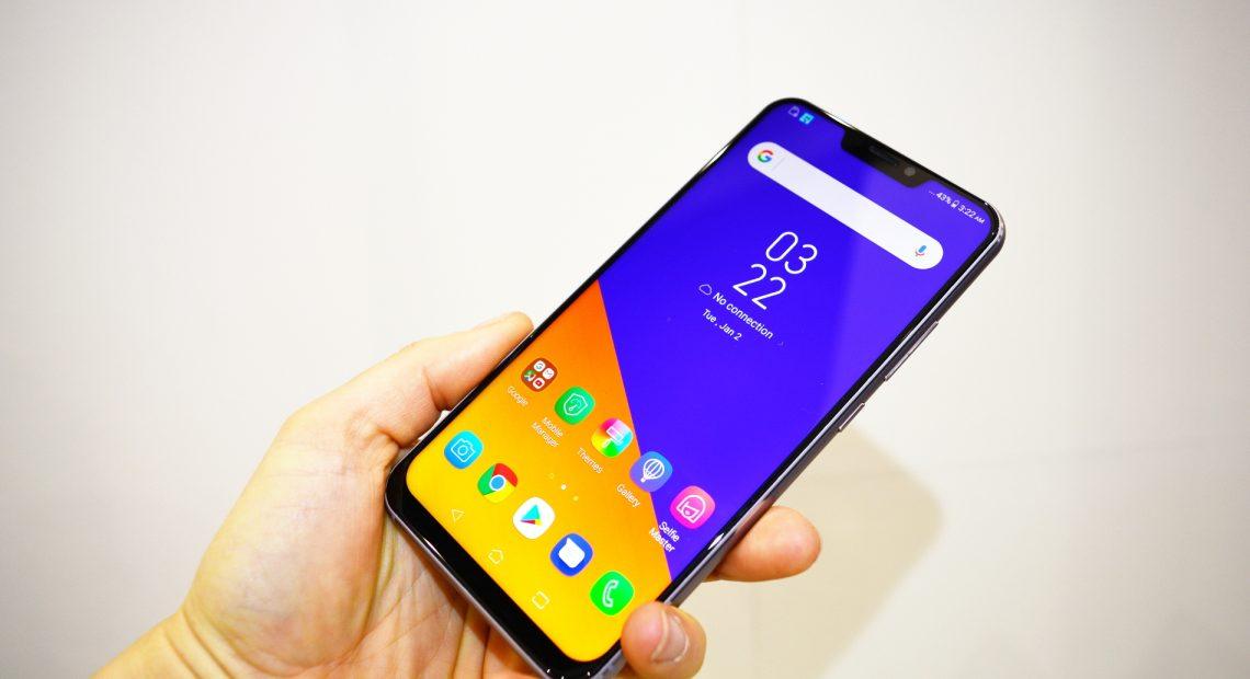 Изкуствен интелект за блестящи снимки с отлични композиции – това накратко е новият Asus Zenfone 5, който дебютира на Световния мобилен конгрес в Барселона.