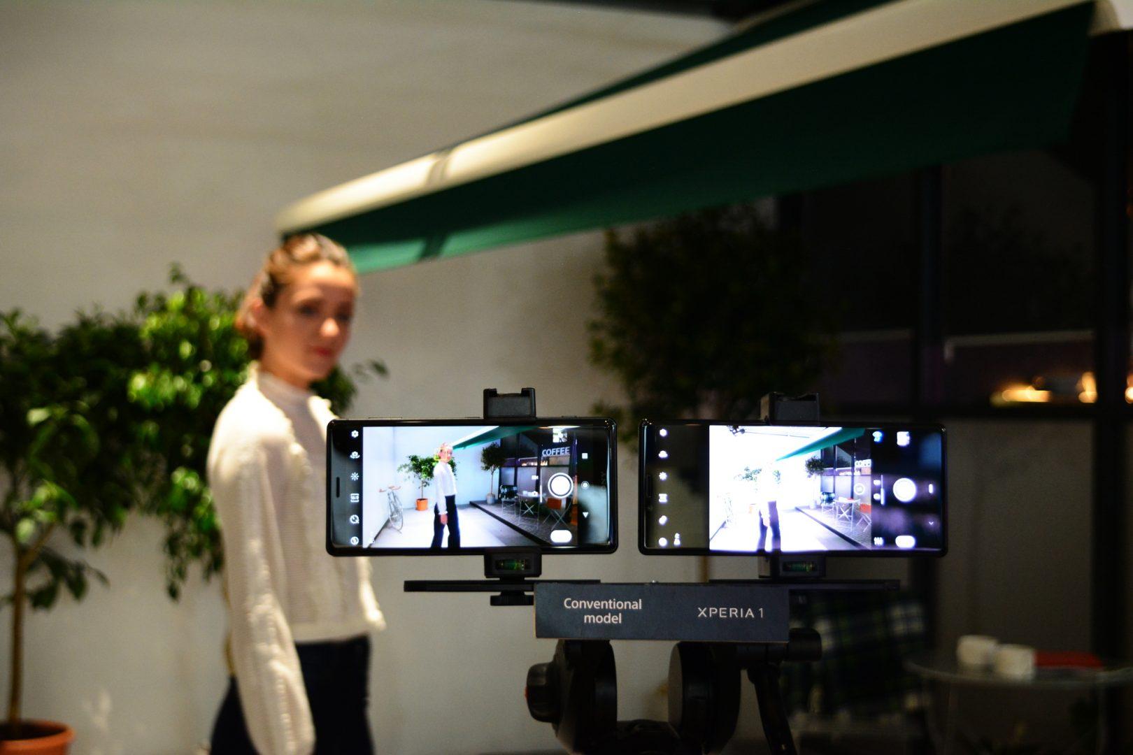 """Sony Xperia 1 Sony Xperia 1 вкарва """"про"""" снимане в смартфона (видео) А1 Блог"""