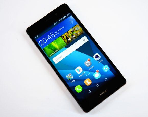 Huawei P8 Lite ревю