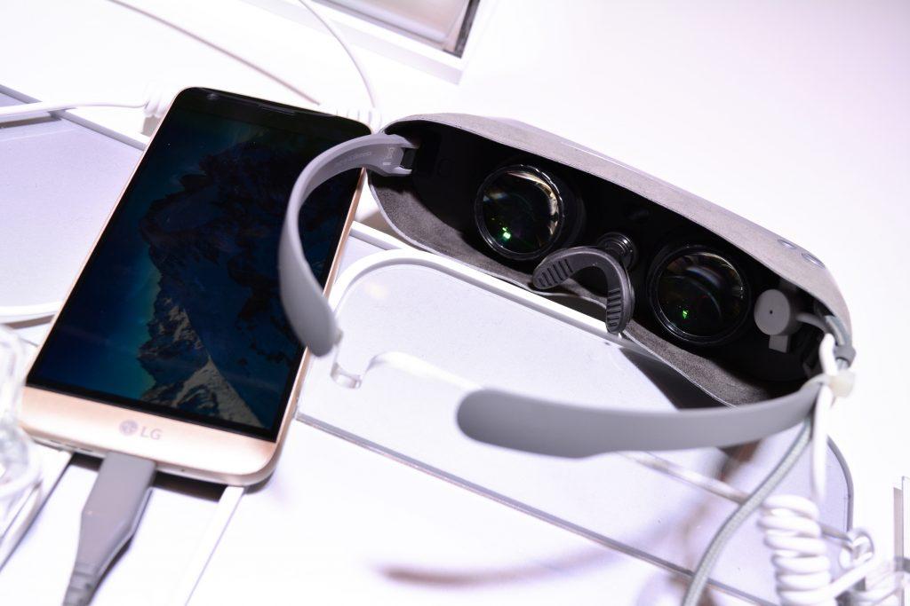 lg g5 LG G5: безкрайни игри, снимки и виртуална реалност А1 Блог