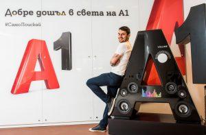 Иван Кицин: В А1 се чувствам сигурен и на мястото си А1 Блог