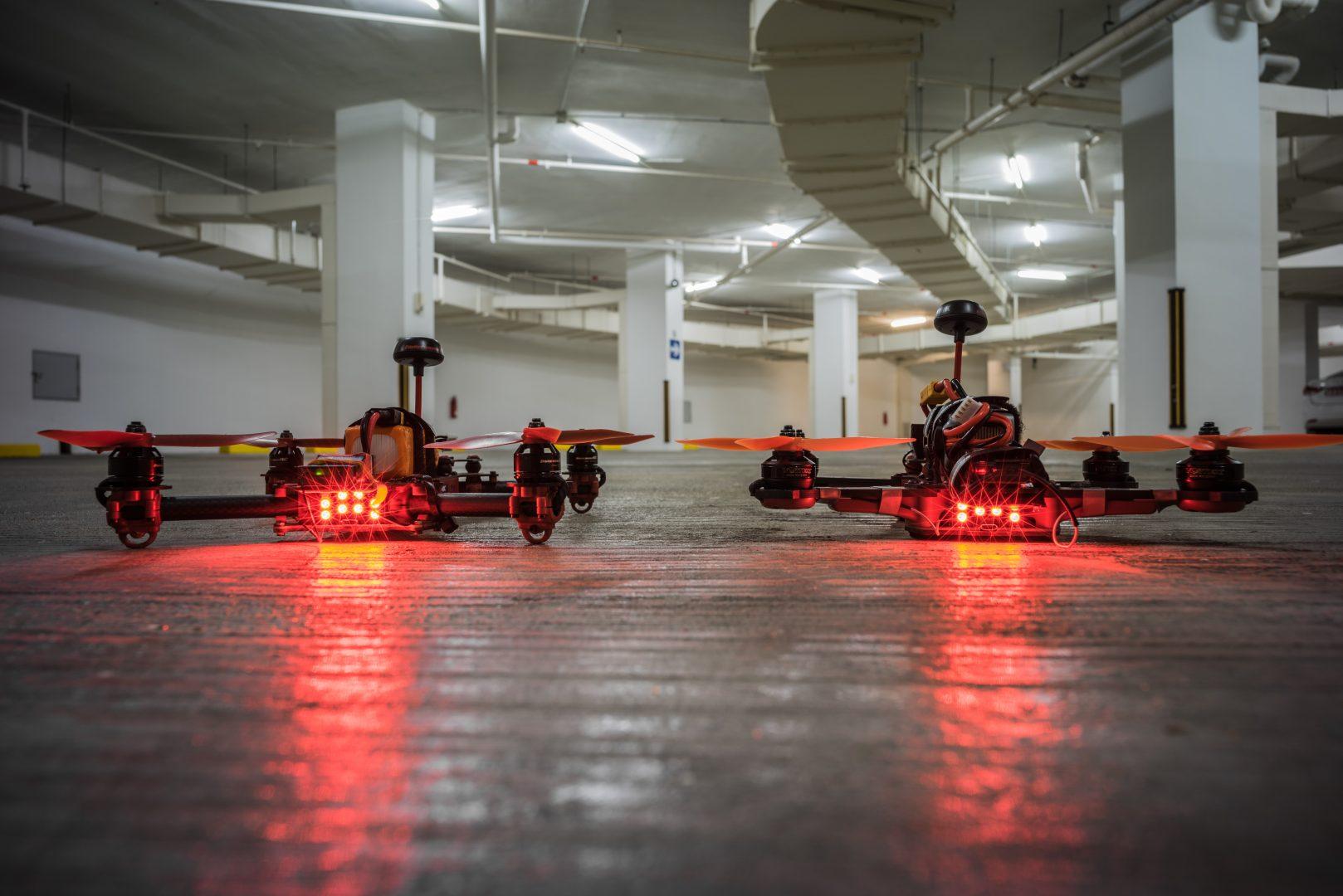 """дронове Състезанията с дронове – спортните """"Междузвездни войни"""" А1 Блог"""