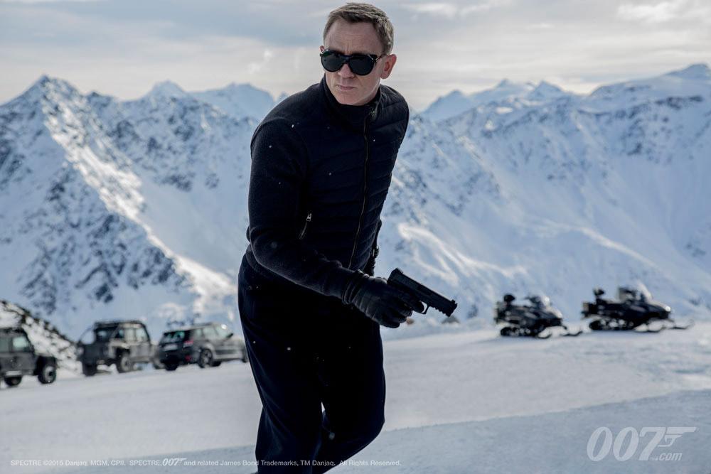"""Спектър Новият филм за Бонд """"Спектър """": 3D без очила А1 Блог"""