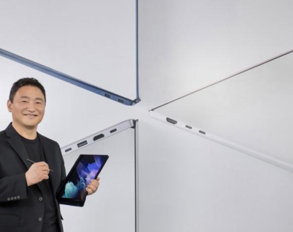 Samsung Samsung с нови лаптопи, които са вдъхновени от смартфоните А1 Блог