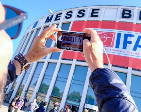 Топ 5 на най-интересните смартфони, представени на най-голямото изложение за потребителска електроника IFA 2019 в Берлин.