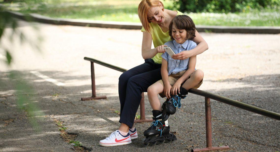 детето 10 начина да запазите безопасността на детето, докато е онлайн А1 Блог