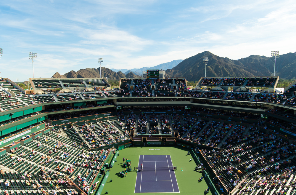 И тази година Mtel Sport 1 ще излъчва на на живо тенис турнирите ATP Masters 1000. Началото дават най-специалните от тях - тези в Индиън Уелс и Маями.