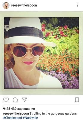 пролетни снимки Instagram идеи за хубави пролетни снимки А1 Блог
