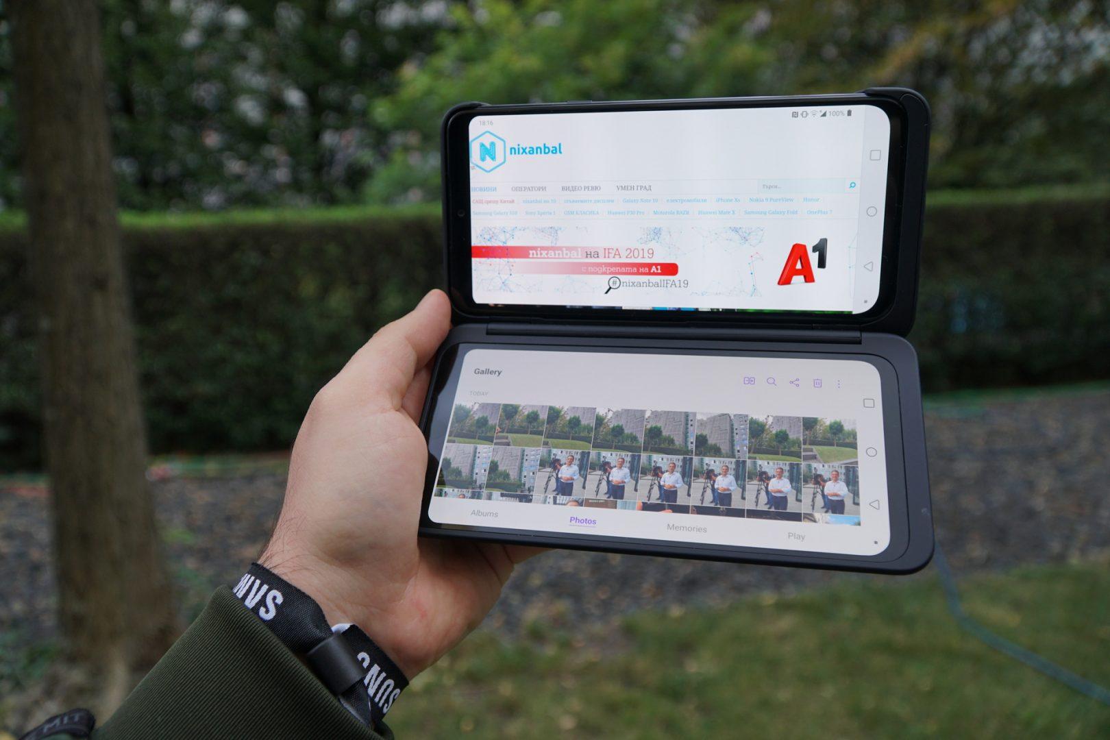 Най-голямото изложение за потребителска електроника в Европа Най-интересните смартфони от IFA 2019 А1 Блог