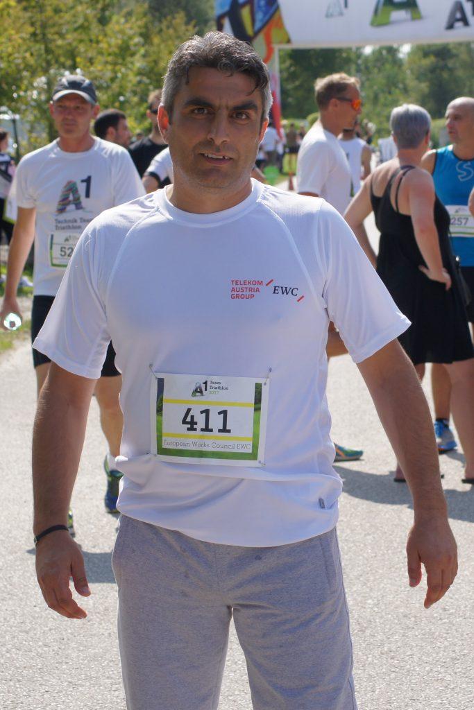 Мтел в отборния триатлон на А1 А1 Блог