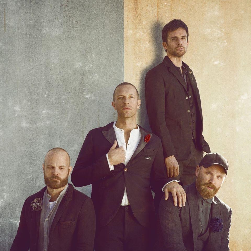 coldplay Coldplay от изгрев до залез А1 Блог
