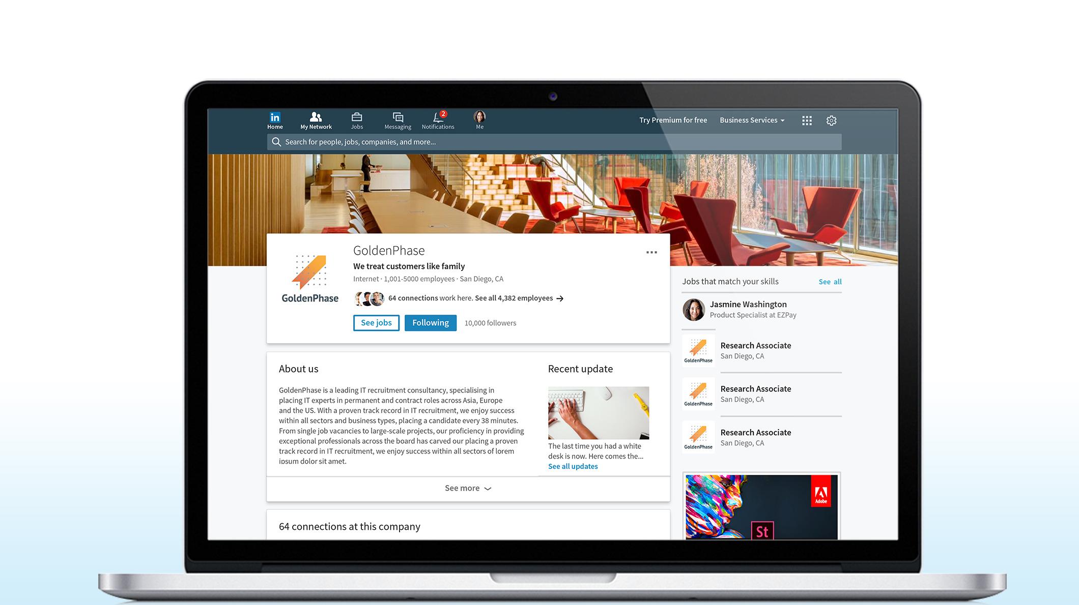LinkedIn LinkedIn: много повече от търсене на работа А1 Блог