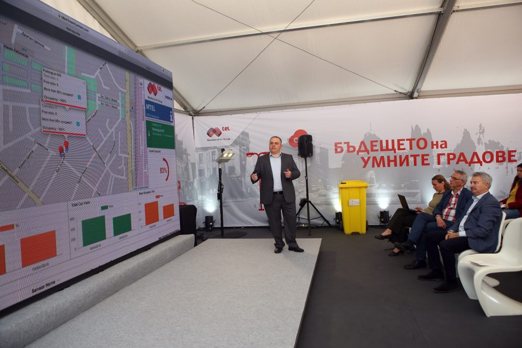 Narrowband IoT Narrowband IoT – бъдещето на умните градове А1 Блог