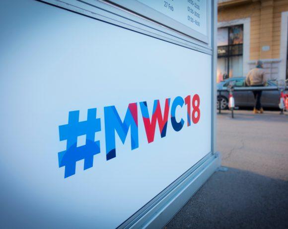 По-сериозен и сдържан и бе Световния мобилен конгрес в Барселона през 2018-а. Основен фокус бяха индустриалните приложения и обществено полезните функции.