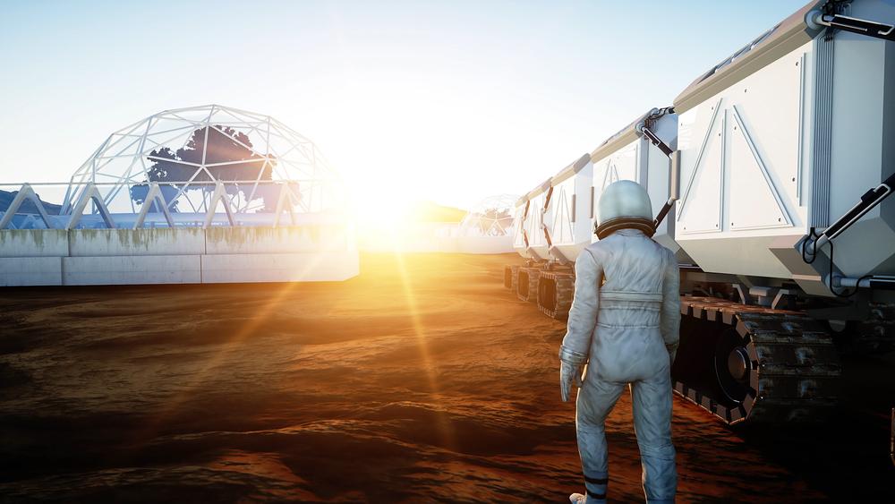 Марс Мисия: постоянно човешко присъствие на Марс А1 Блог