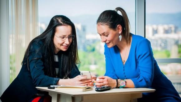 """ИТ """"По-добре е, когато сама предопределиш посоката"""": вдъхновяващите момичета в ИТ сферата А1 Блог"""
