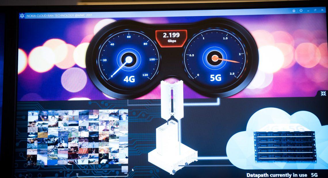 Мтел, част от A1 Group, показа за пръв път у нас 5G технология на специално събитие, включващо скоростен тест на 5G, VR експеримент и балансиращи роботи.
