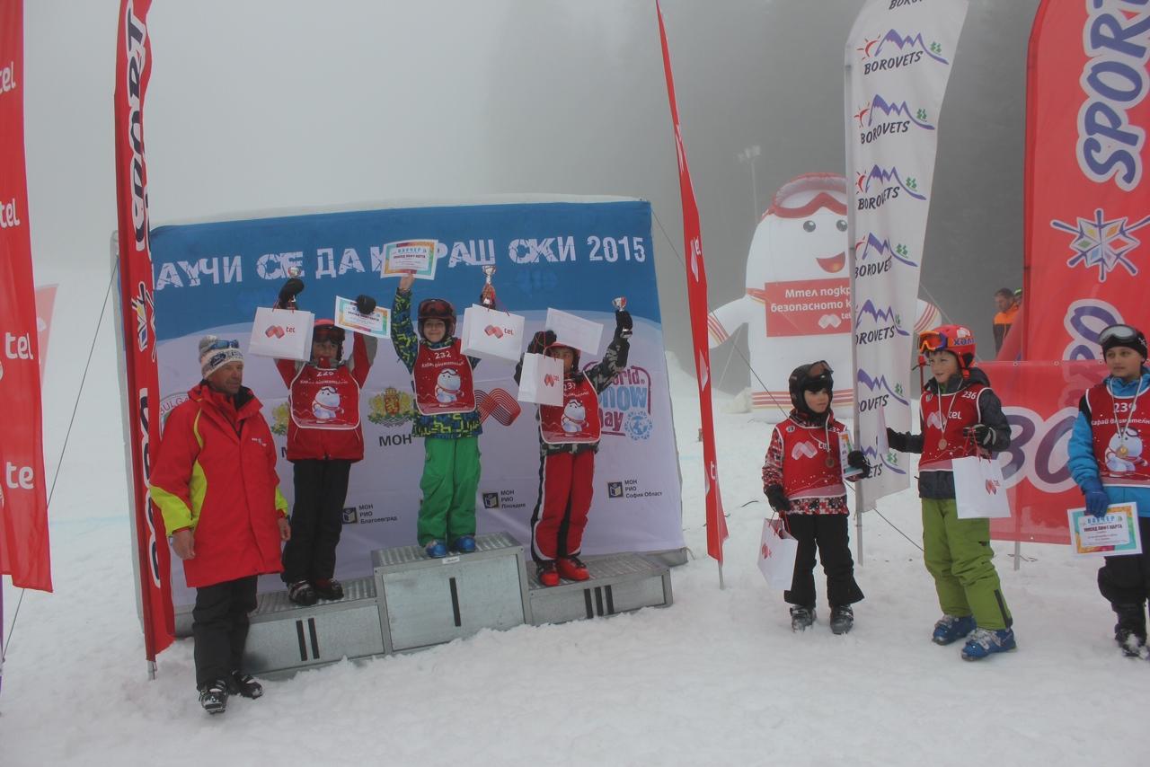 Стабилно рамо за българския спорт А1 Блог