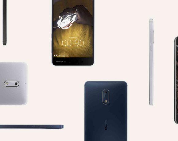 Nokia 6 debut