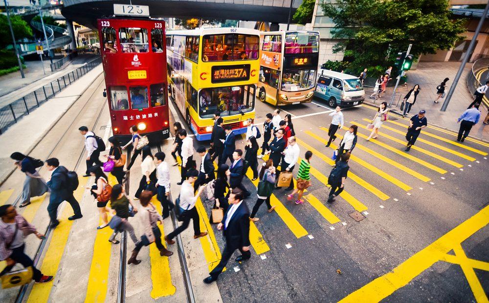 лицево разпознаване В Китай глобяват неправилно пресичащите с помощта на лицево разпознаване А1 Блог