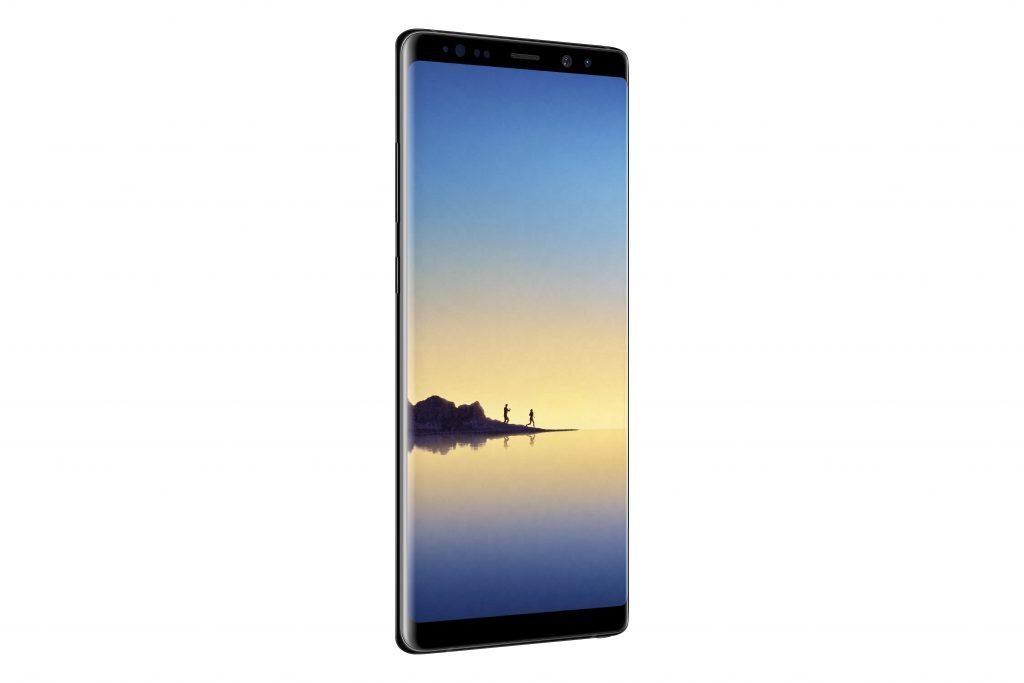 """Note8 Samsung Note8 иска да впечатли с """"безкраен"""" дисплей и мощен хардуер А1 Блог"""