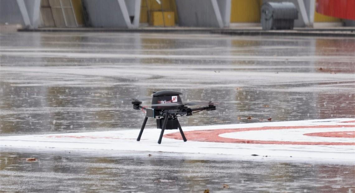 дрон Как доставките с дрон могат да станат реалност в България? А1 Блог