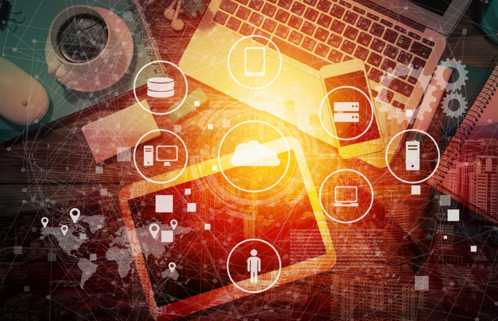 киберсигурност Погрижете се за киберсигурността на бизнеса си А1 Блог