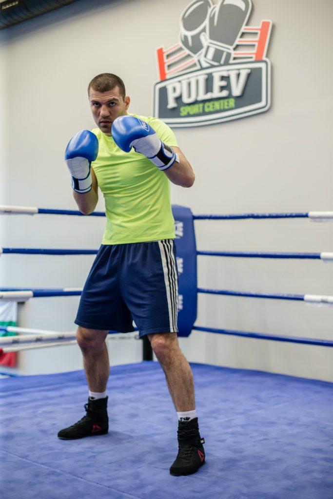 Тервел Тервел Пулев по пътя към боксовите върхове А1 Блог
