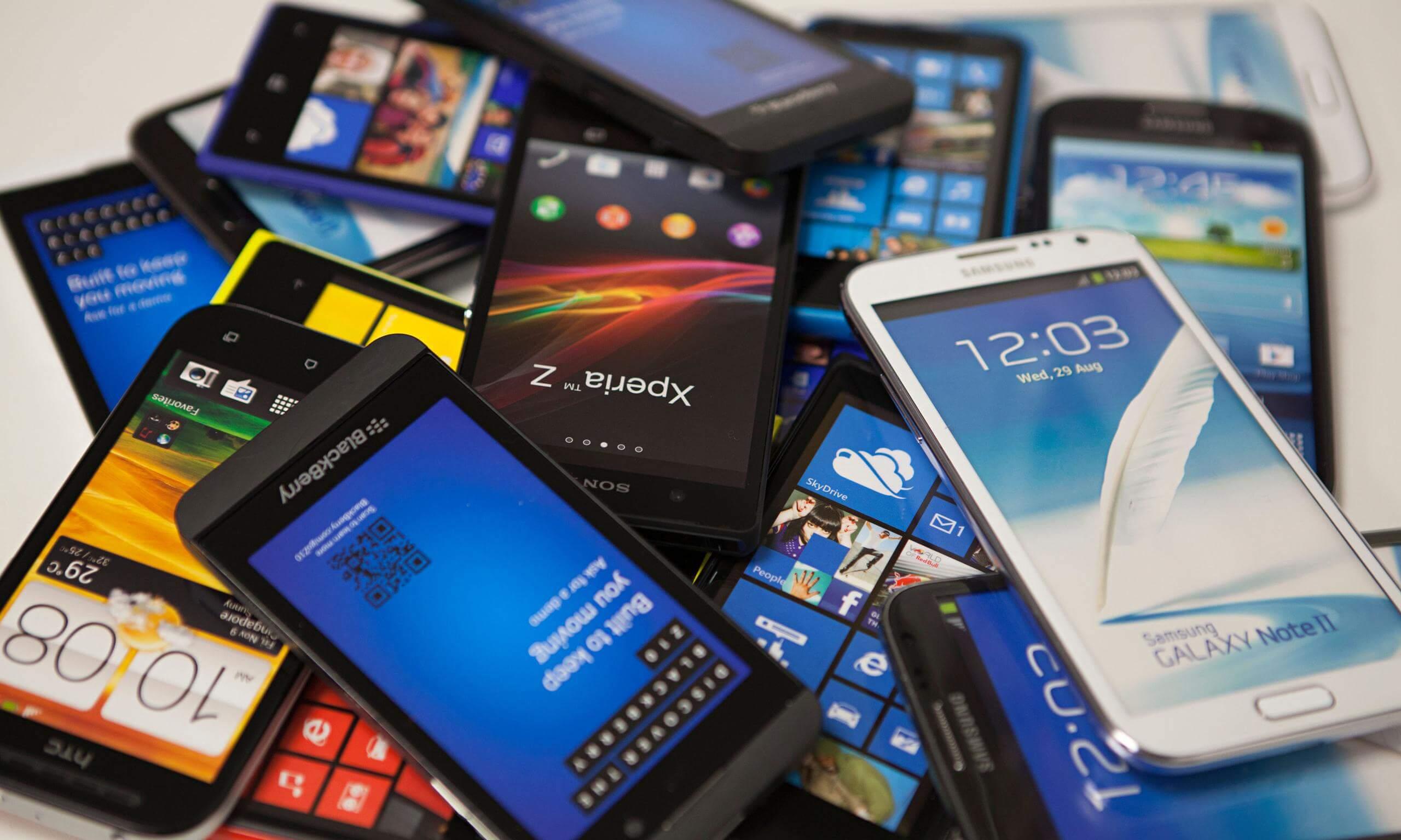 Топ 5 смартфони за бизнес потребители