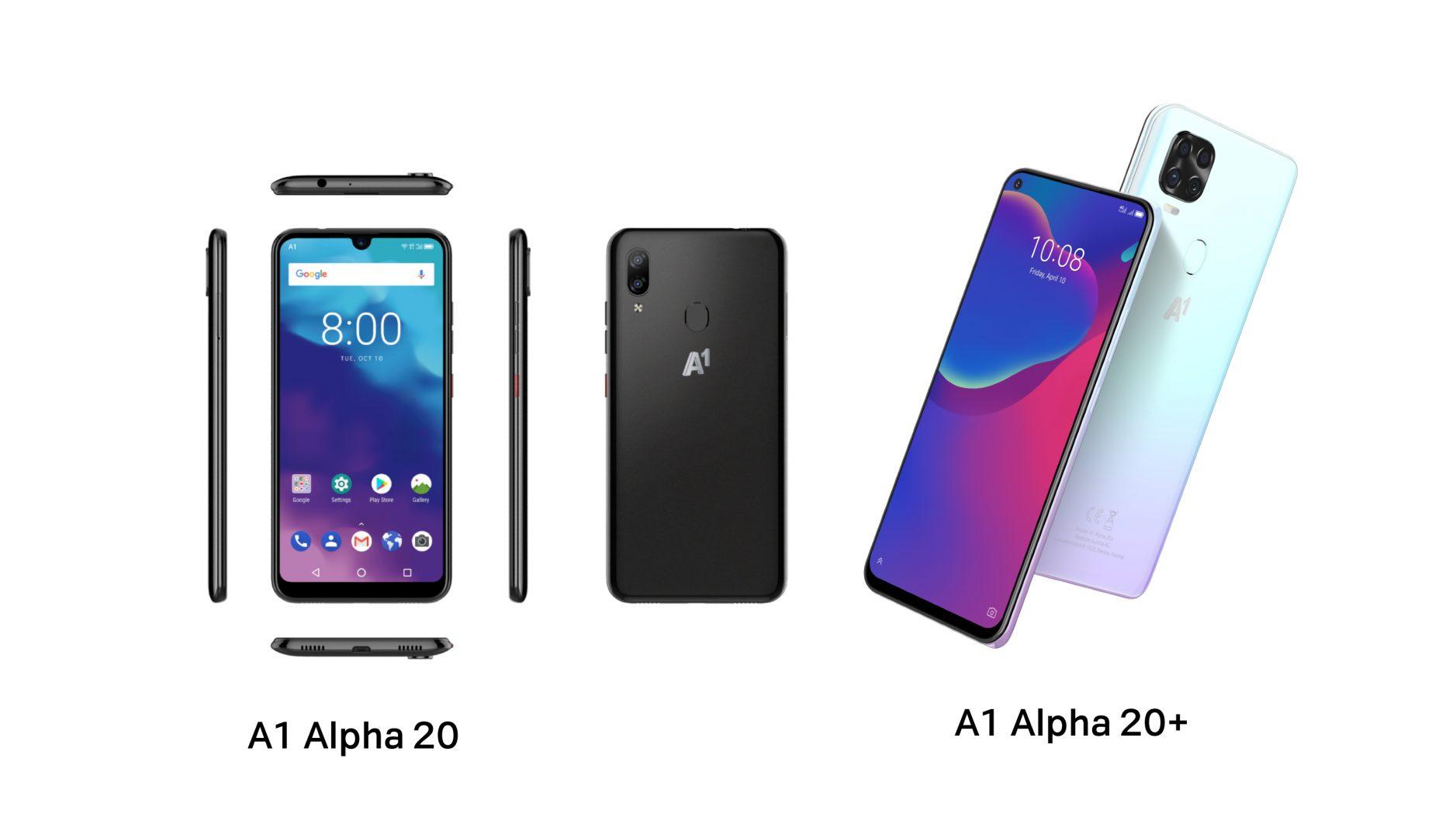 A1 Alpha 20 A1 Alpha 20 – какво да очакваме от третия смартфон на А1 А1 Блог