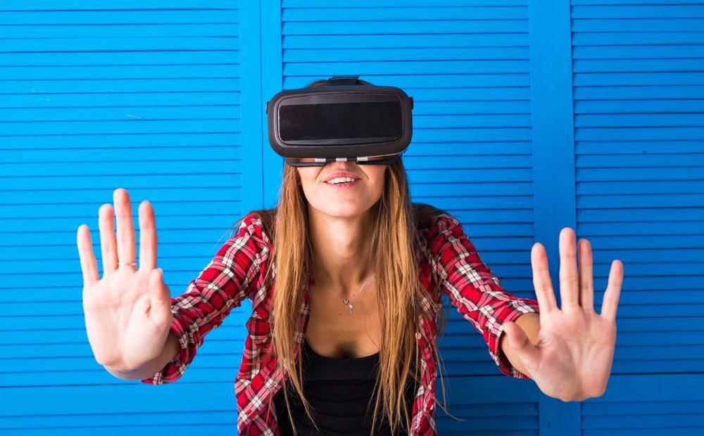 виртуална реалност Сложната виртуална реалност А1 Блог