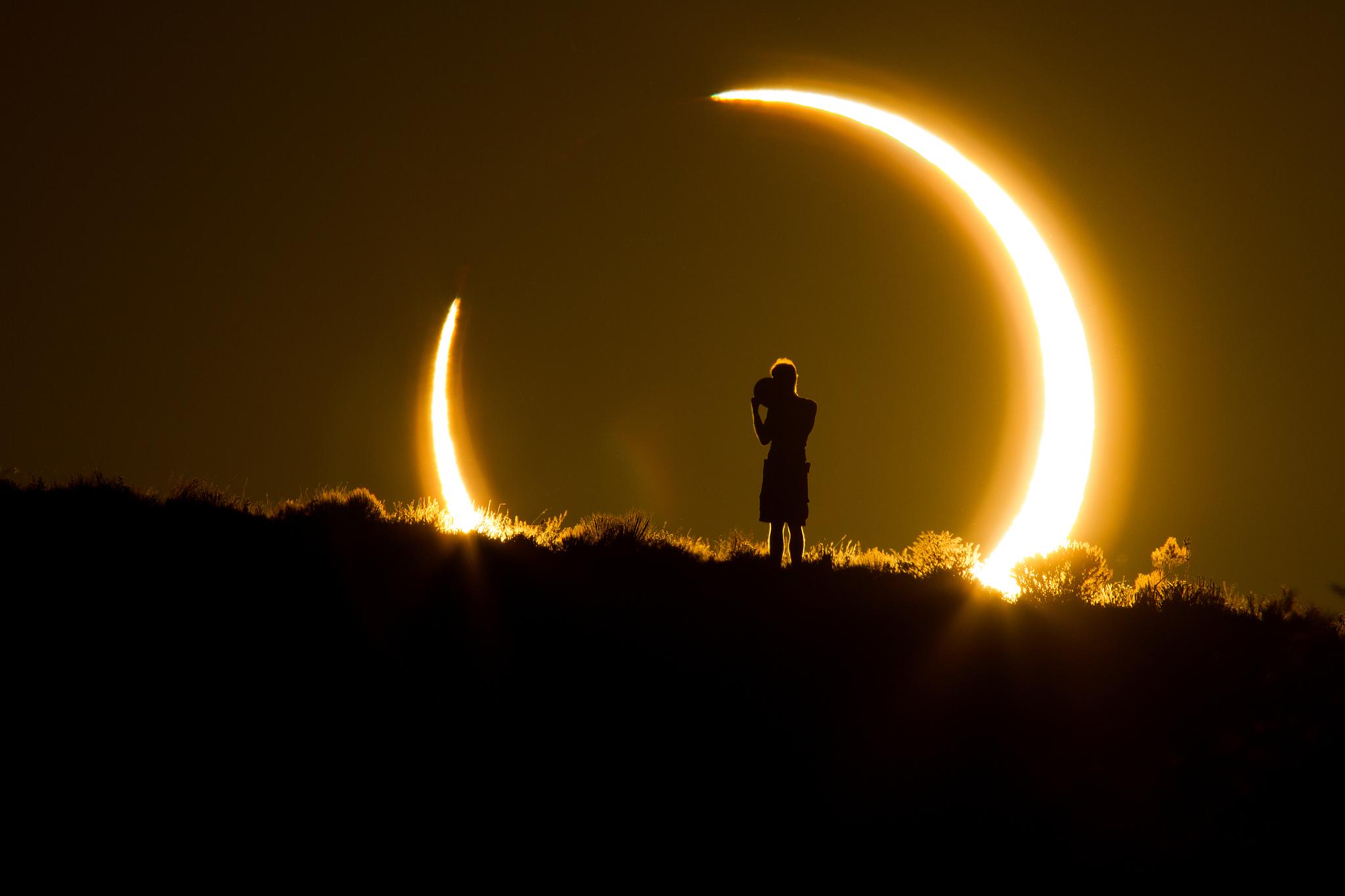 Слънчево затъмнение Пълното слънчево затъмнение: красота в природата и в науката А1 Блог