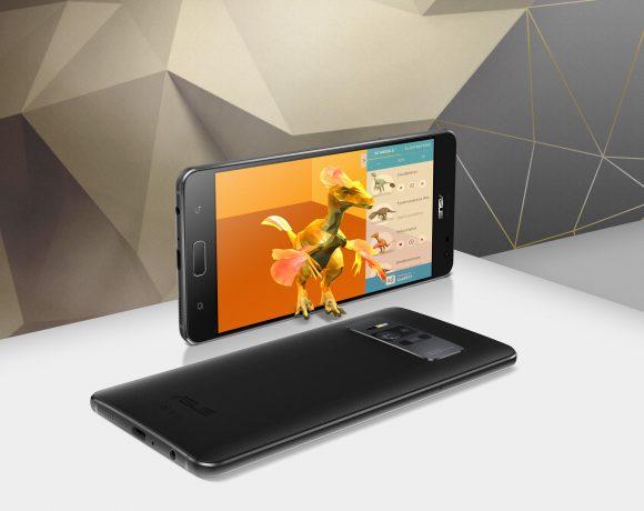 CES 2017 смартфони Asus ZenFone AR