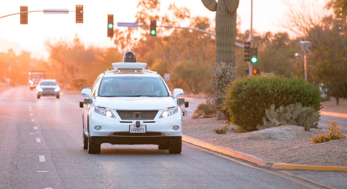 Google се надява с автомобилите си да задвижи автономните коли