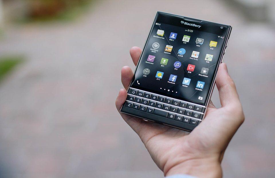 Последните смартфони на BlackBerry